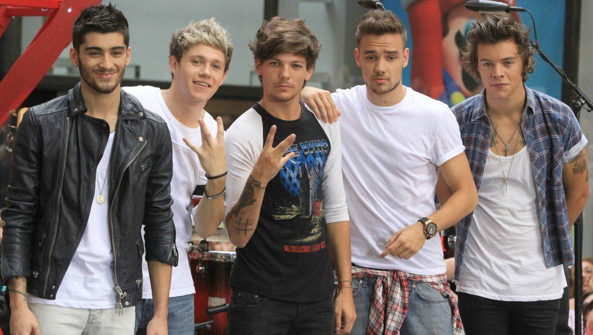 One Direction es condiserada como la Boy Band más exitosa de todos lso tiempos.