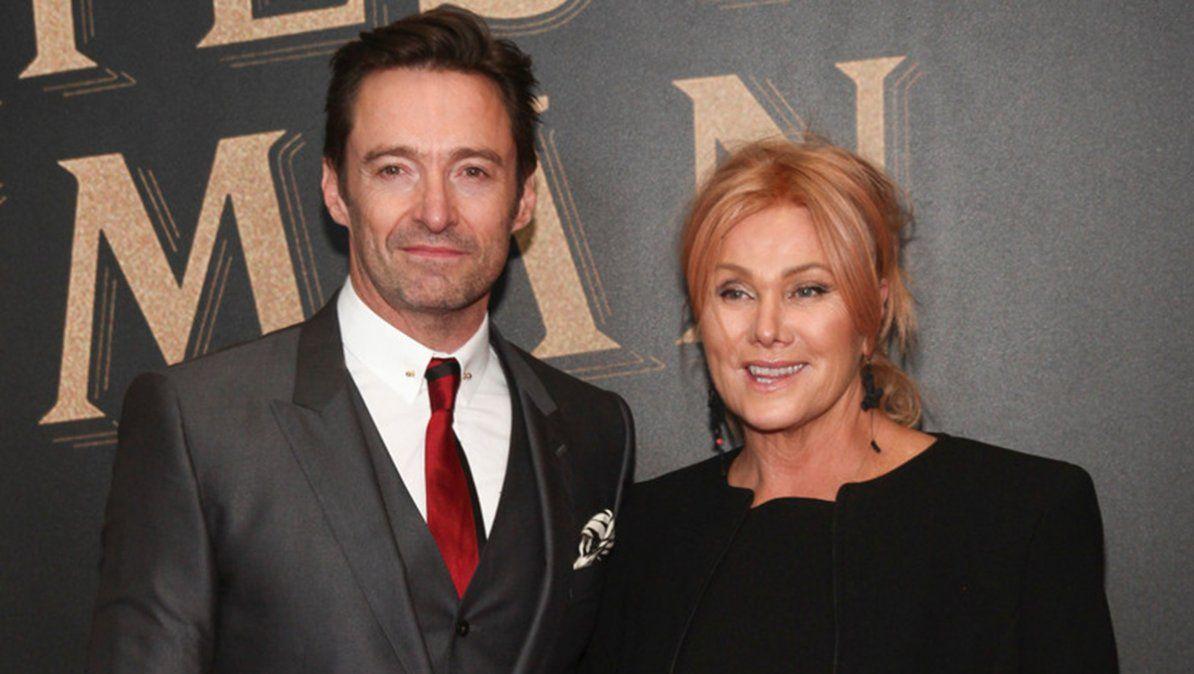 Hugh Jackman y Deborra-Lee Furness se casaron en 1996