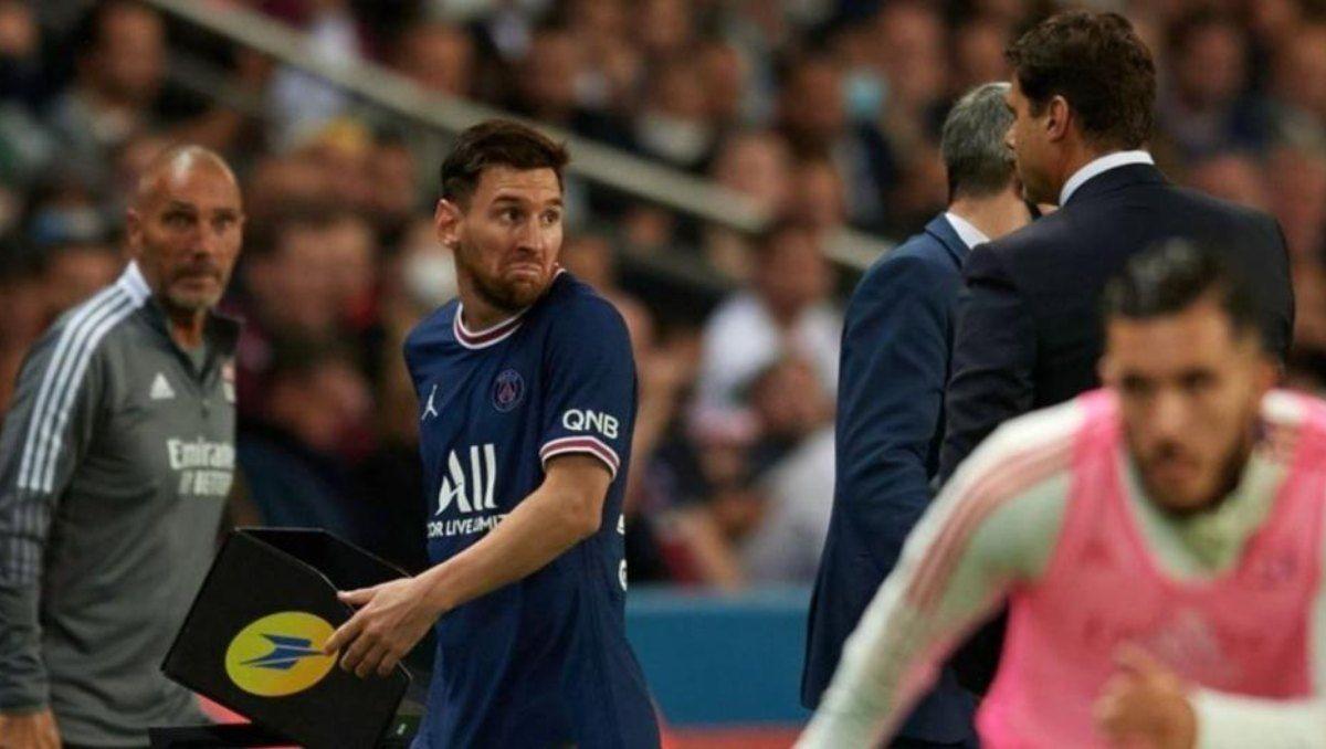 Lionel Messi sí estaba lesionado tal y como lo señaló Pochettino al momento de sustituirlo.