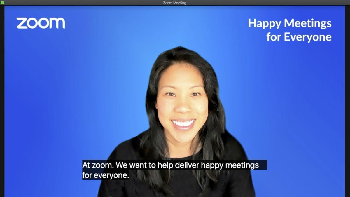 Zoom habilita subtítulos para conversaciones en cuentas gratuitas