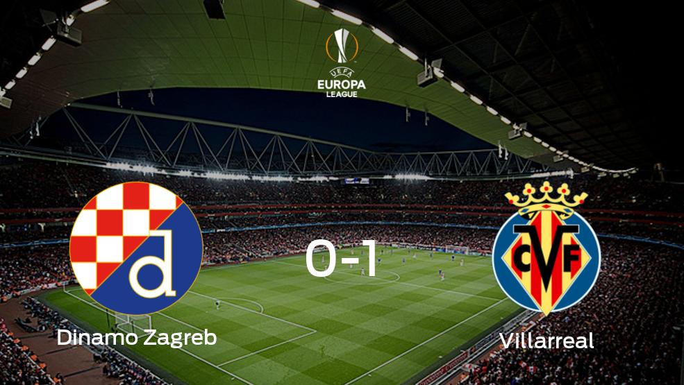 No te pierdas el Resumen Dinamo Zagreb vs. Villarreal de la Europa League