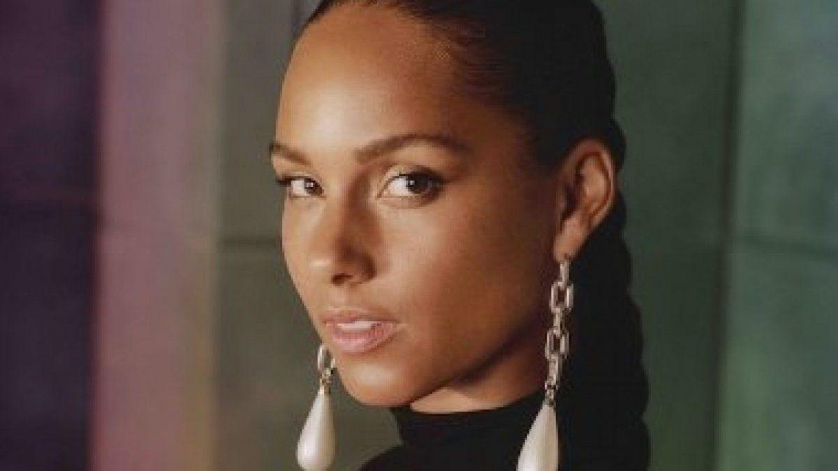 Alicia Keys se encuentra casada con un DJ y productor musical