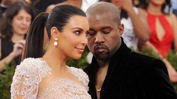 Divorcio de Kim y Kanye será televisado, según medios