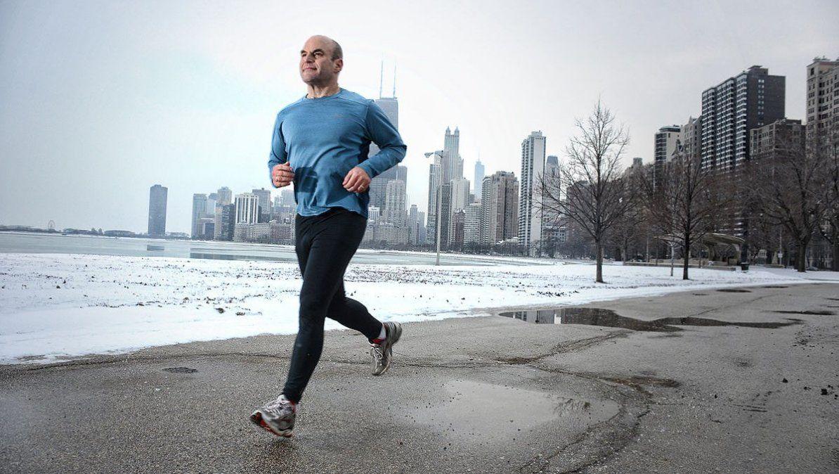 El deporte es la forma más sana de mantener tu cuerpo en forma.   Foto: wikicommon.com