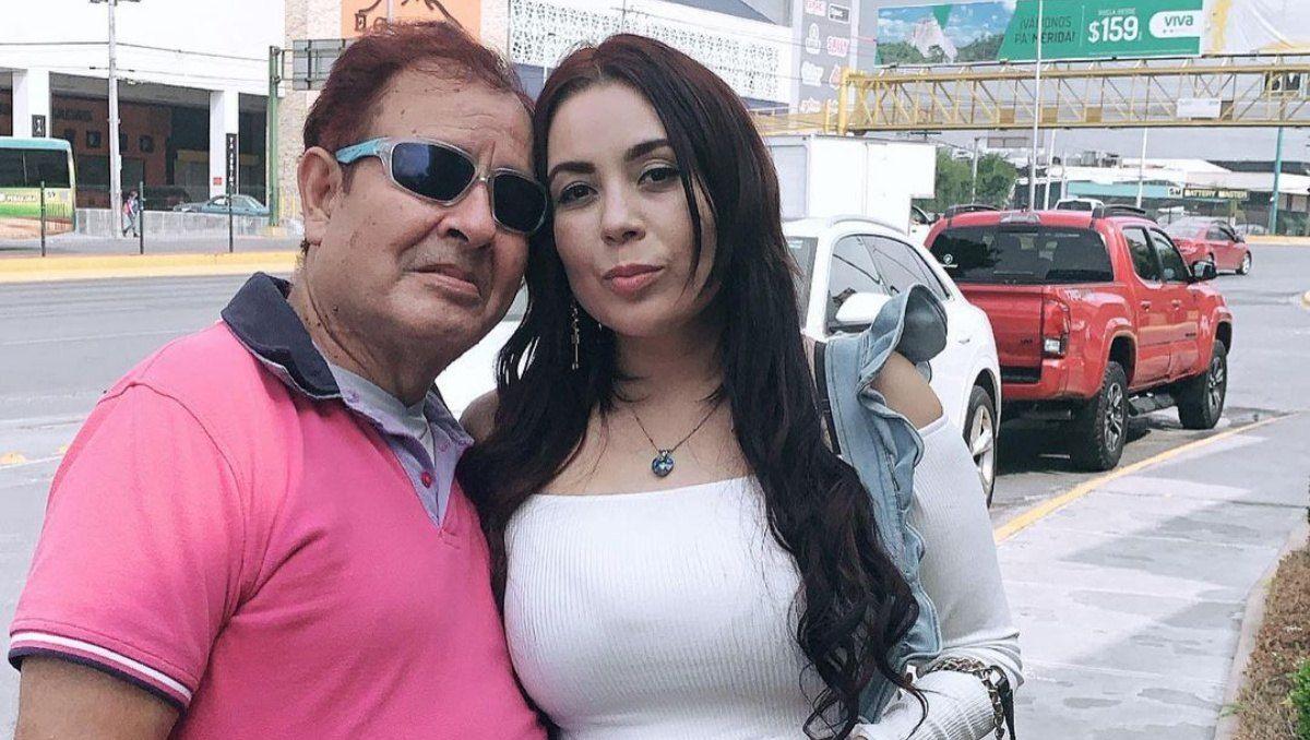 Lo último que supieron de la pareja de Sammy Pérez es que se fue de Colima donde vivía con el actor.