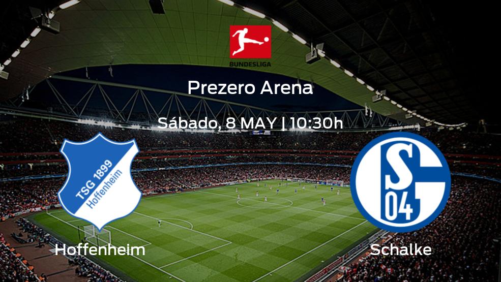 Hoffenheim vs Schalke: ¿Dónde y cuándo podrás ver el partido? | Jornada 32 de la Bundesliga