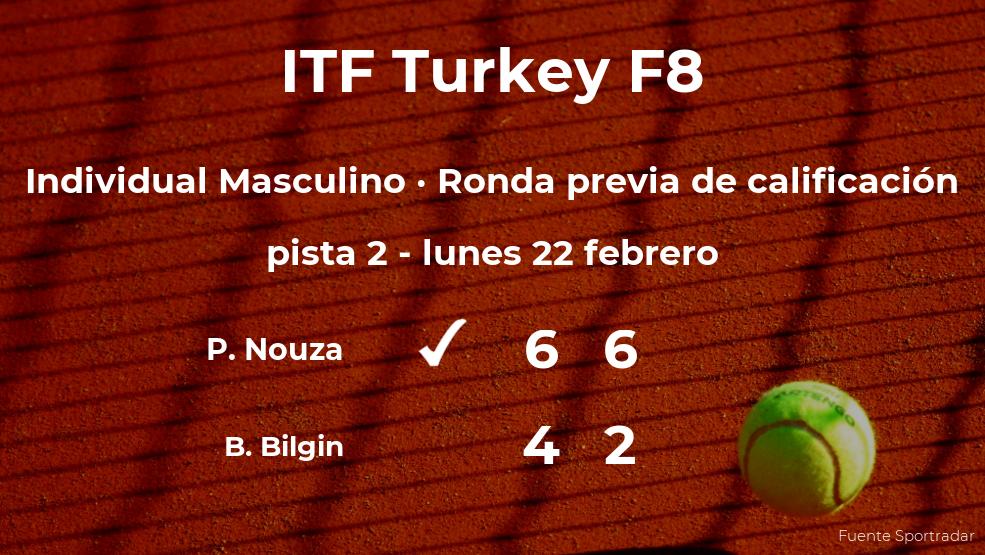 Triunfo para Petr Nouza en la ronda previa de calificación