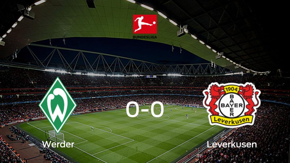 Werder Bremen - Bayer Leverkusen: Resumen, Resultados, Goles, Tarjetas del partido de la Bundesliga