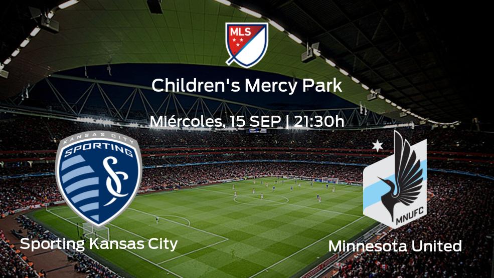 Sporting Kansas City vs Minnesota United: ¿Dónde y cuándo se celebrará el partido? | Jornada 33 de la Major League Soccer