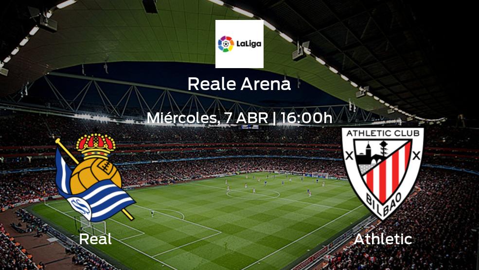 Real vs Athletic: No te pierdas los detalles del próximo choque de la jornada 29 de LaLiga