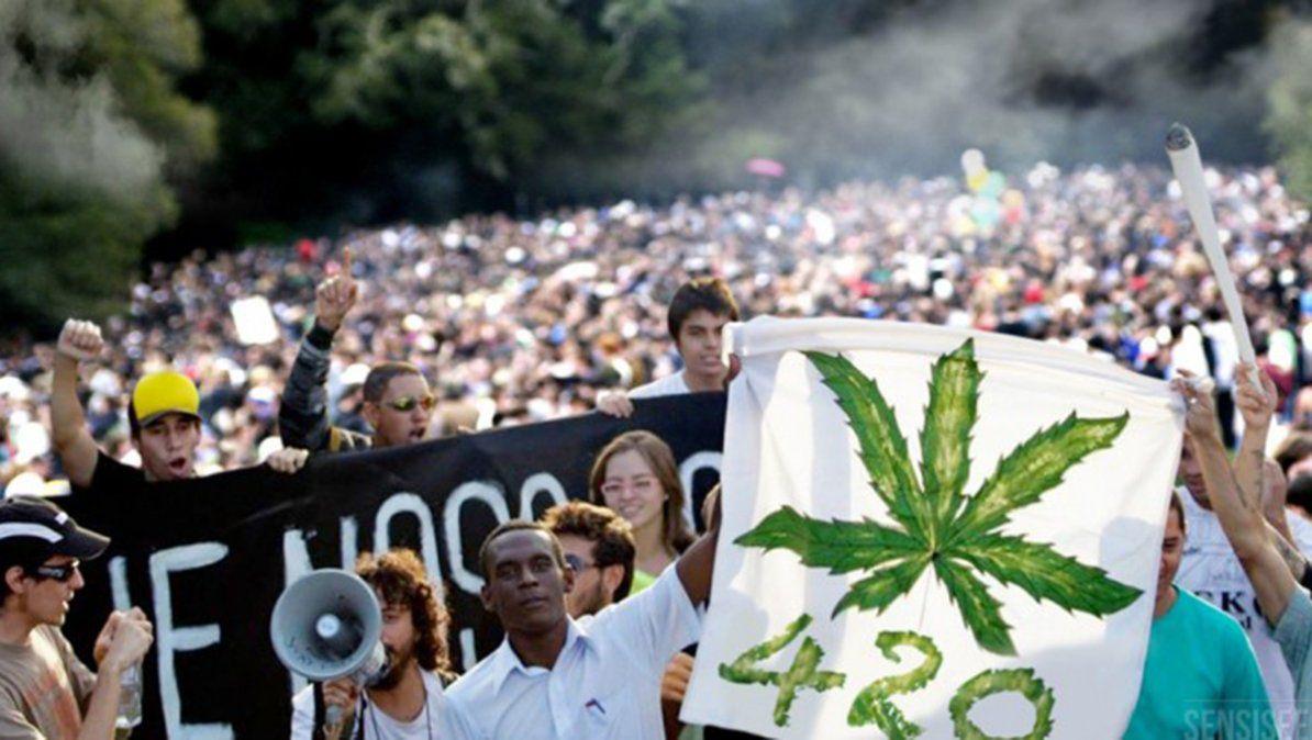 Cada 20 de abril se celebra el Día Mundial de la Marihuana