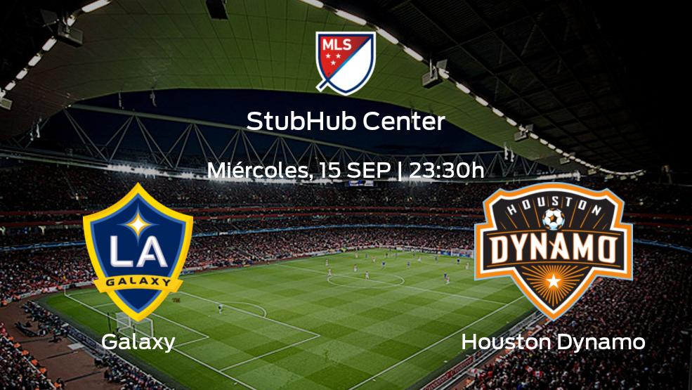 Galaxy vs Houston Dynamo: Comprueba alineaciones posibles e información previa de la jornada 33