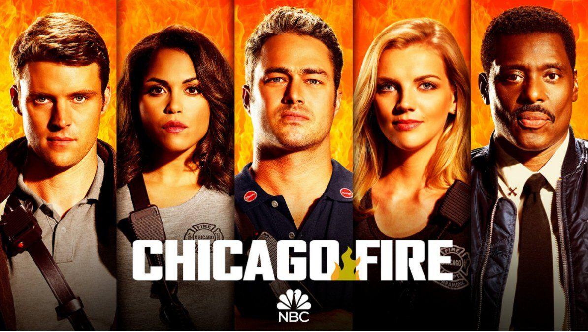 Chicago Fire ya no estará disponible en Amazon Prime