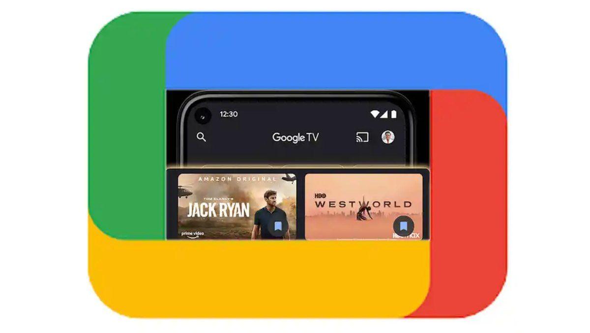 Google TV pasará a competir con otras plataformas streaming como Netflix