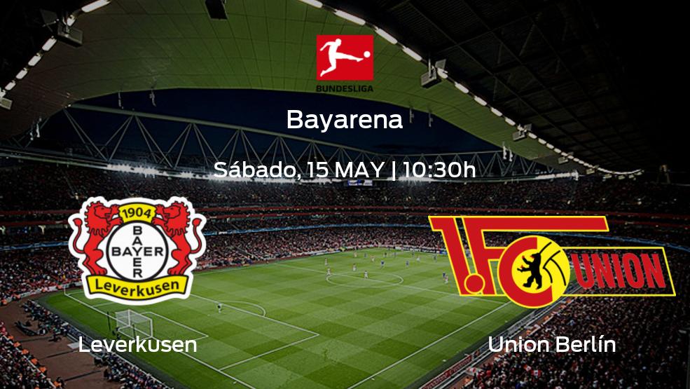 Leverkusen vs Union Berlín: Comprueba alineaciones posibles e información previa de la jornada 33