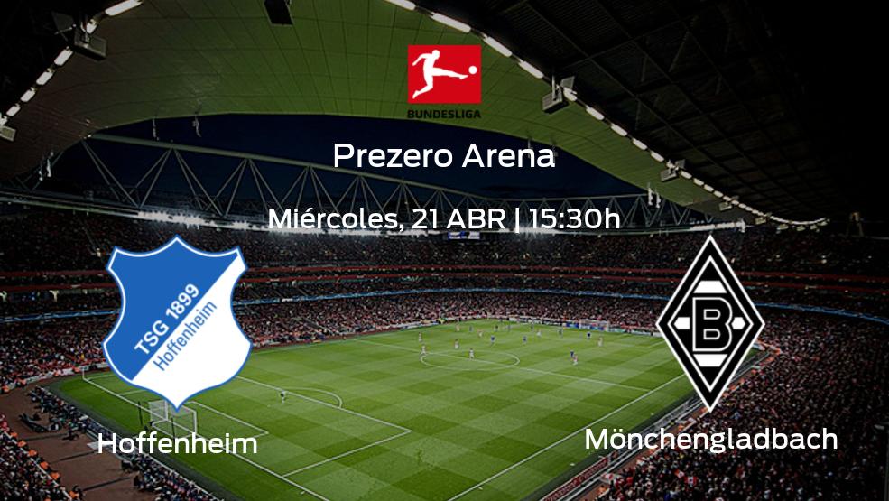 Hoffenheim vs Mönchengladbach: Comprueba alineaciones posibles e información previa de la jornada 30