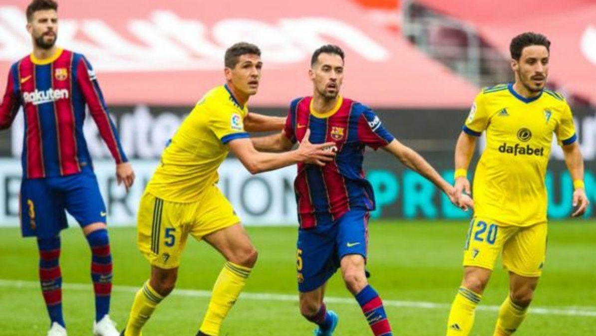El empate confirma el mal momento deportivo por el que atraviesa el Barcelona.   Foto: depor.com