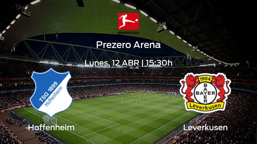 Hoffenheim vs Leverkusen: Comprueba las alineaciones y horarios de este duelo aquí