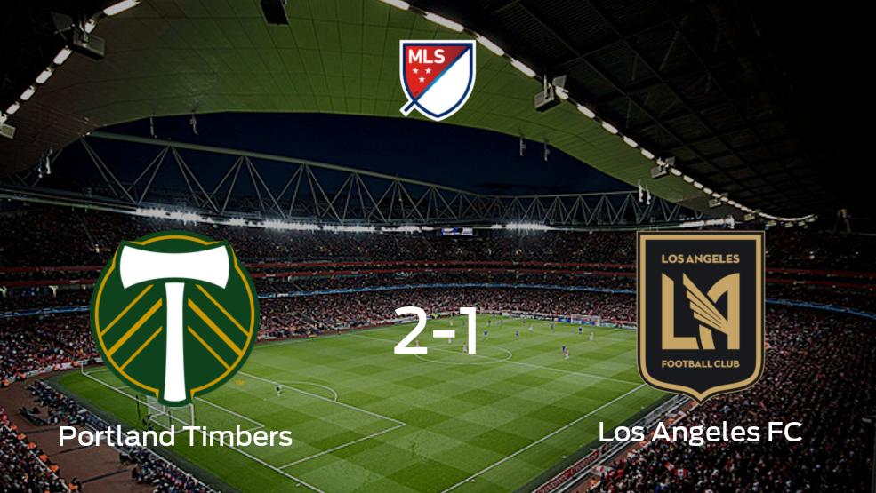 No te pierdas el resumen del partido Portland Timbers vs Los Angeles FC de la jornada 19 de la Major League Soccer (2-1)