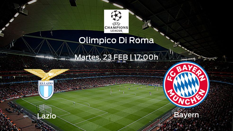 Previa del encuentro: Lazio recibe en casa a Bayern de Múnich