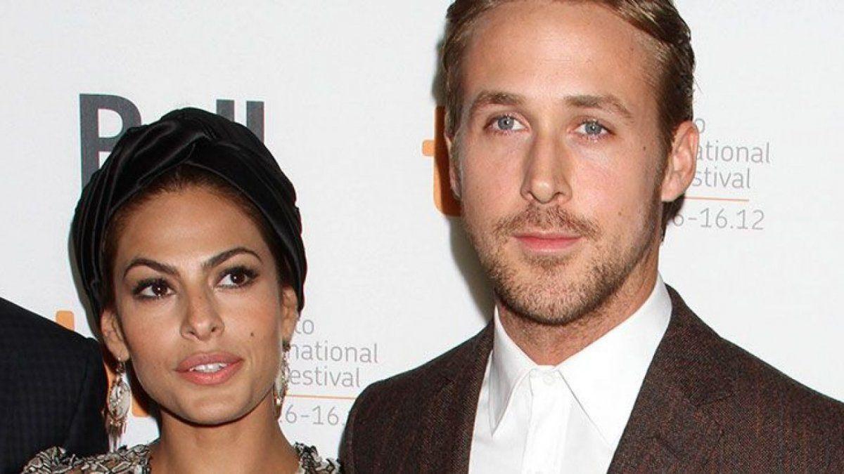 Ryan Gosling se mantiene en una relación con Eva Mendes desde el 2011
