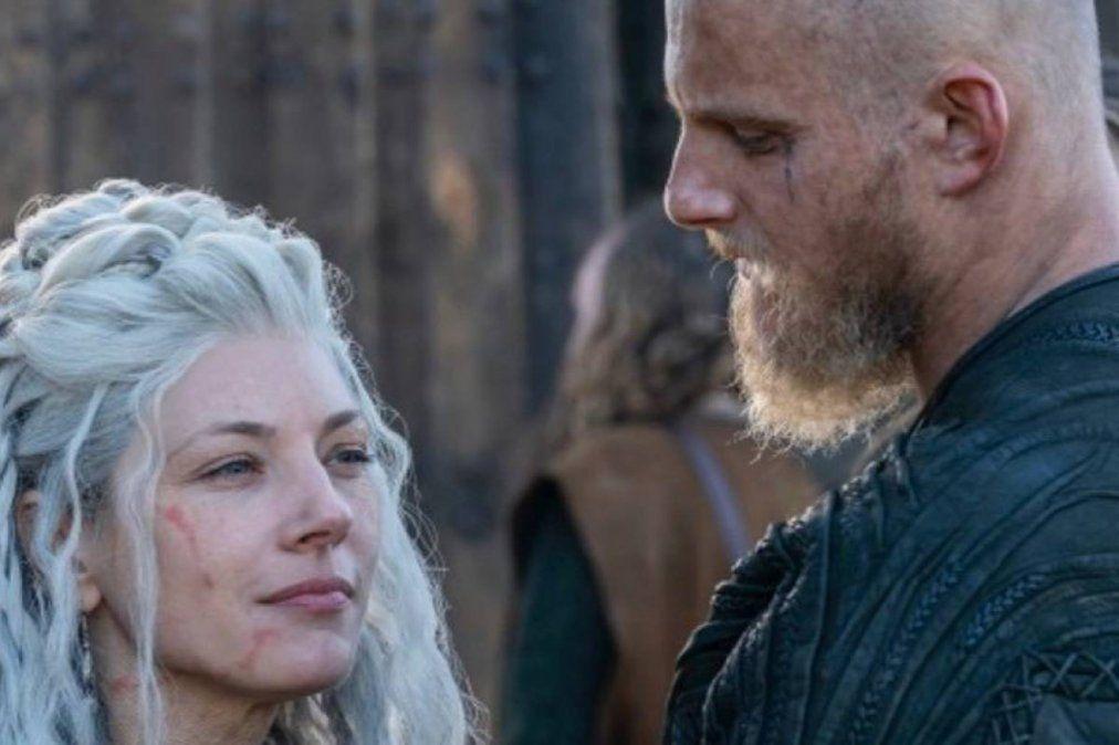 Vikings es una serie de televisión sobre la cultura nórdica