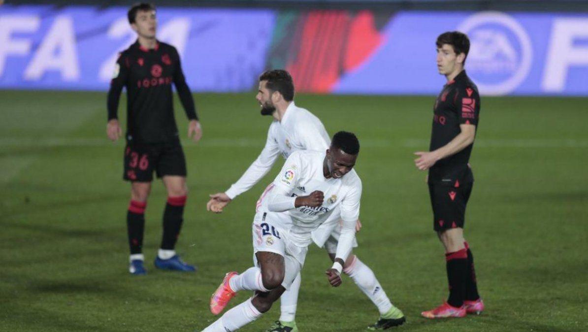 El Real Madrid cayó al tercer puesto de la tabla.   Foto: elcomercio.com.pe