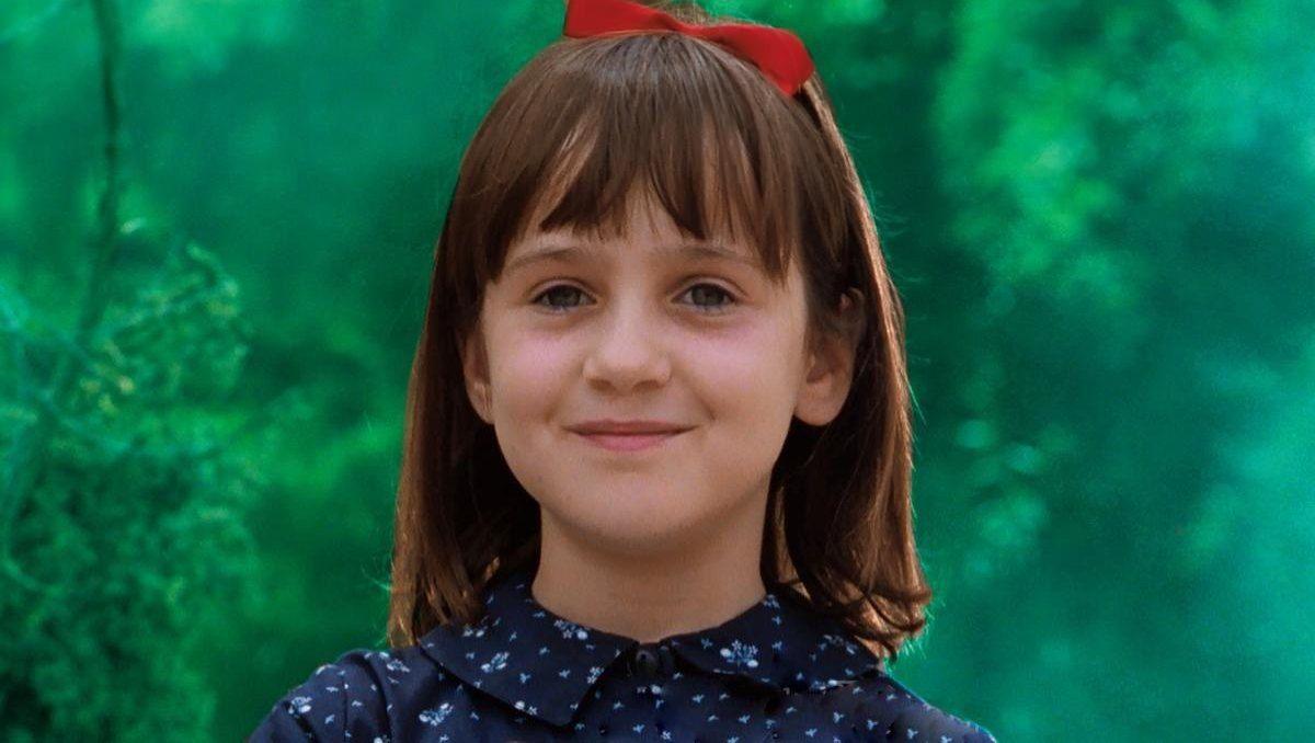 Matilda sigue sienda una de las grandes películas infantiles