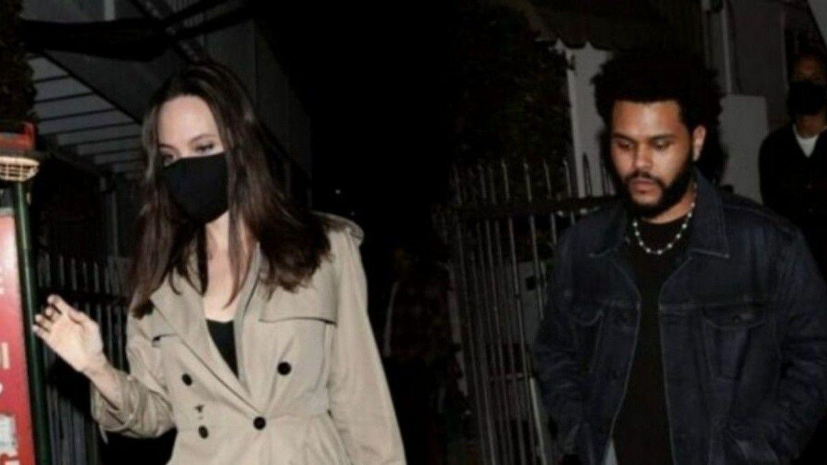 ¿Angelina Jolie y The Weeknd juntos? Hay rumores de romance