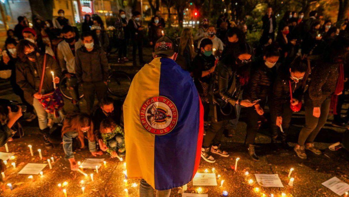 Colombia atraviesa una ola de violencia sistemática.   Foto: reporteconfidencial.com