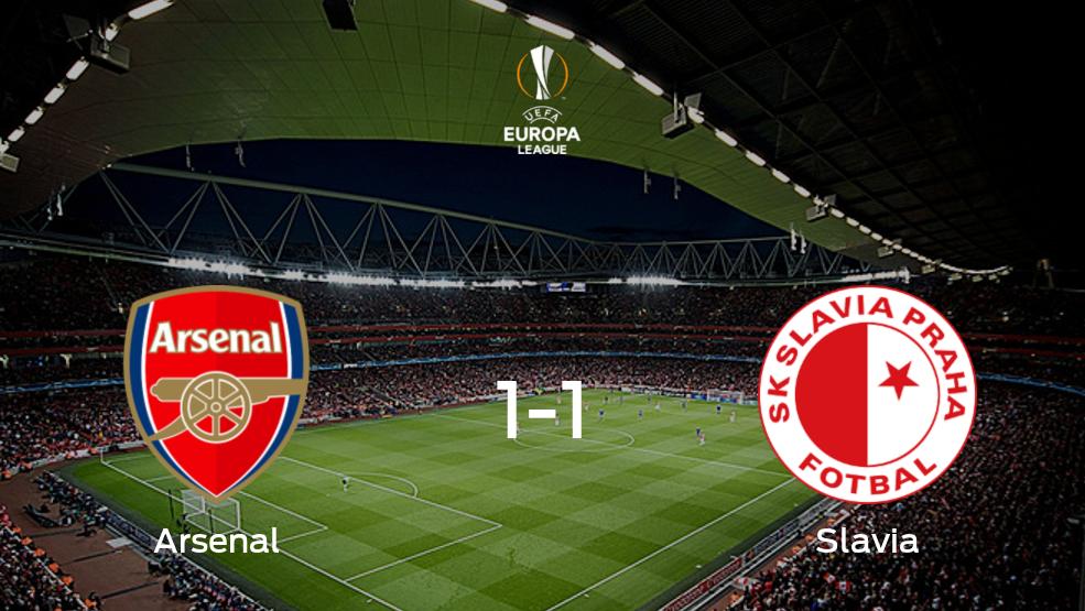 No te pierdas el Resumen Arsenal vs. Slavia Praga de la Europa League