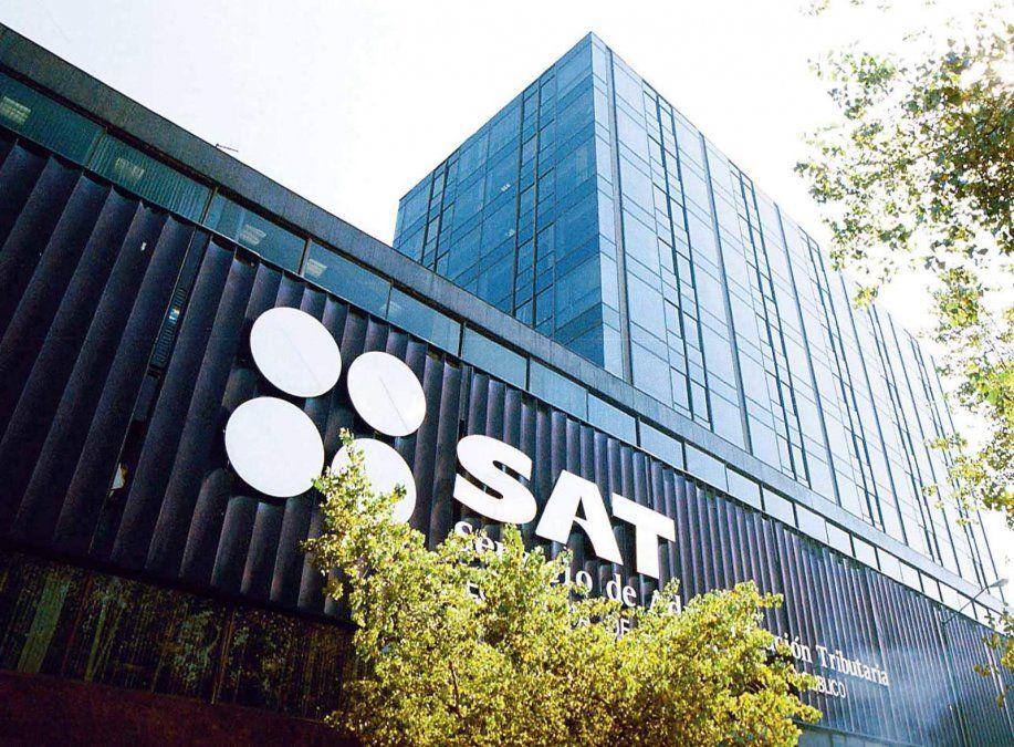 El SAT en México es el Sistema de Administración Tributaria