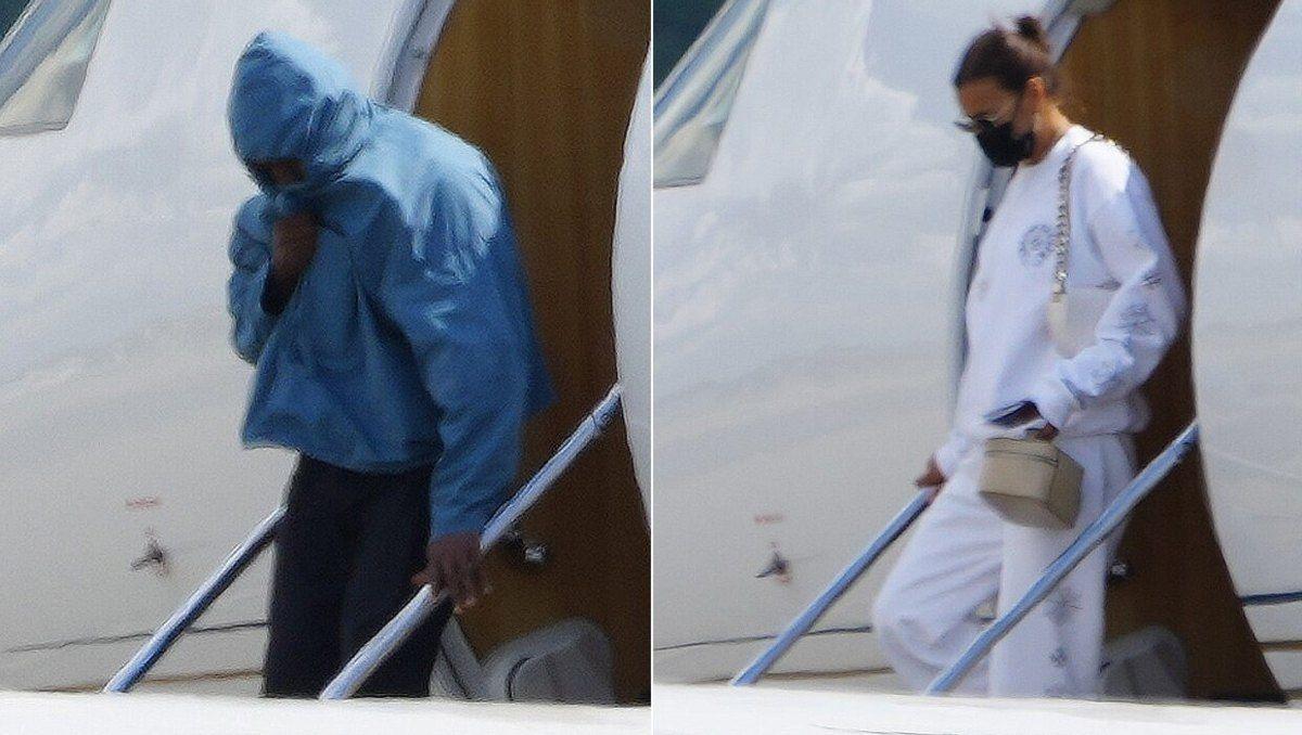 Irina Shayk pudiera ser la nueva pareja de Kanye West. Antes fue pareja de Cristiano Ronald y Bradley Cooper.