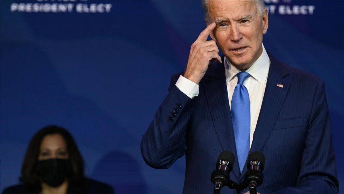 Joe Biden obtuvo 306 votos electorales | Foto: @JoeBiden (Vía Twitter)