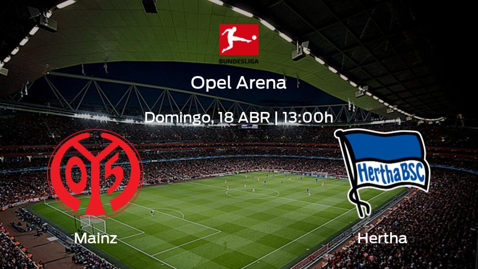 Mainz vs Hertha: Horario, alineaciones, pronósticos y ...