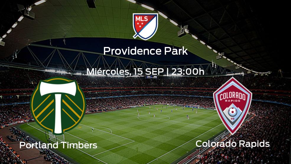 Portland Timbers vs Colorado Rapids: Horario, alineaciones, pronósticos y previa de su próximo duelo en la Major League Soccer