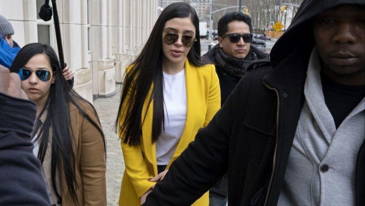 La esposa de El Chapo Guzmán tendrá el mismo destino que su esposo.