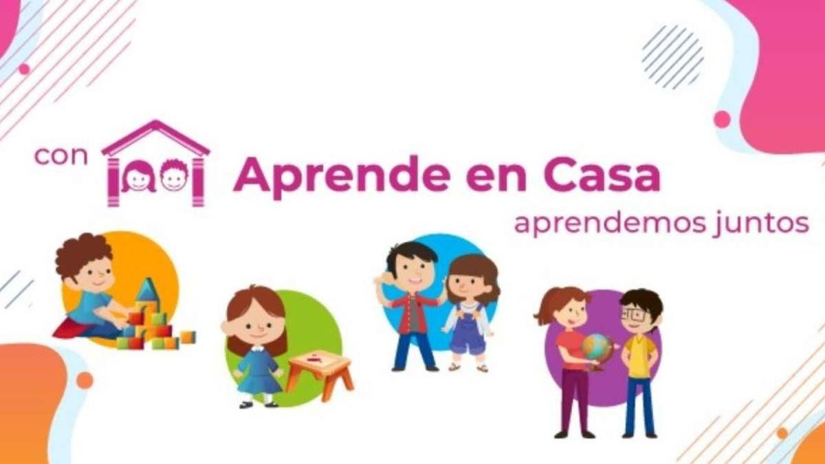 Aprende en Casa abarca todos los niveles la educación primaria y secundaria en México