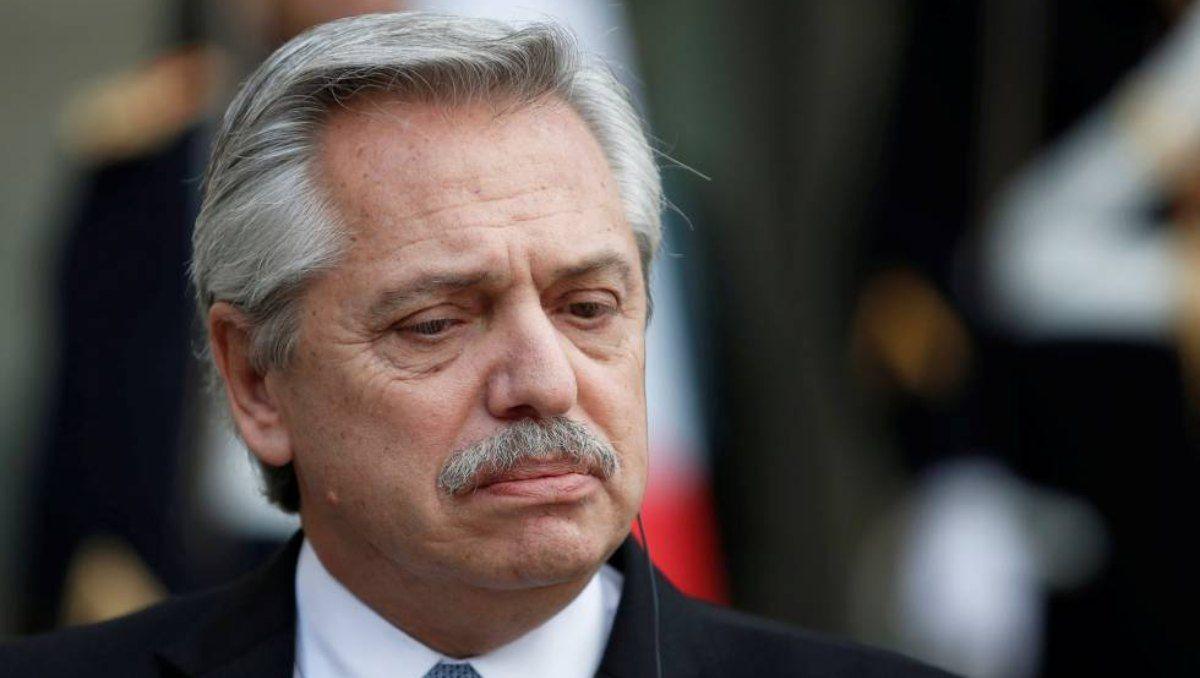 Alberto Fernández se volvió viral con su comentario polémico.