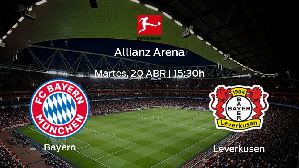 Bayern vs Leverkusen: Comprueba las alineaciones y horarios de este duelo aquí