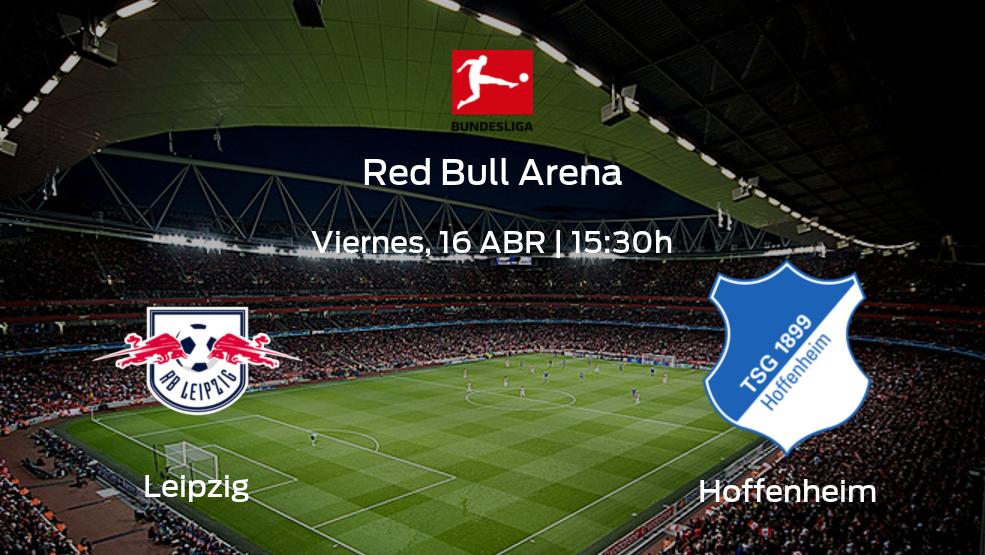 Leipzig vs Hoffenheim: No te pierdas los detalles del próximo partido de la jornada 29 de la Bundesliga
