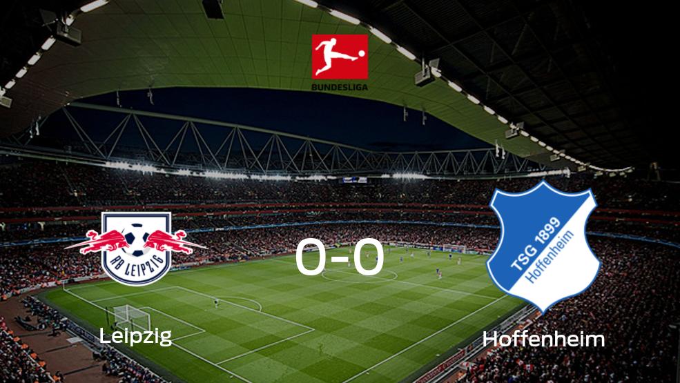 Analizamos los detalles del partido de RB Leipzig con Hoffenheim de la jornada 29 (0-0)
