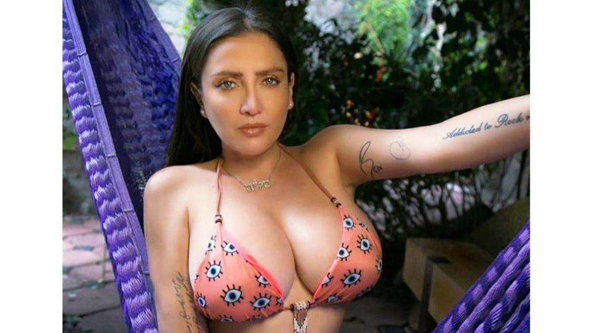 Celia Lora quiere impulsar su OnlyFans con una foto candente