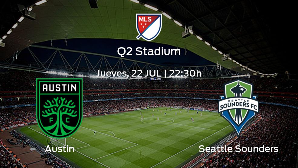 Austin vs Seattle Sounders: Chequea horario, datos, alineaciones y estadísticas   Jornada 19 de la Major League Soccer