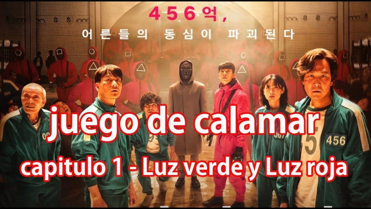 La serie El Juego del Calamar está catalogada como un hit mundial