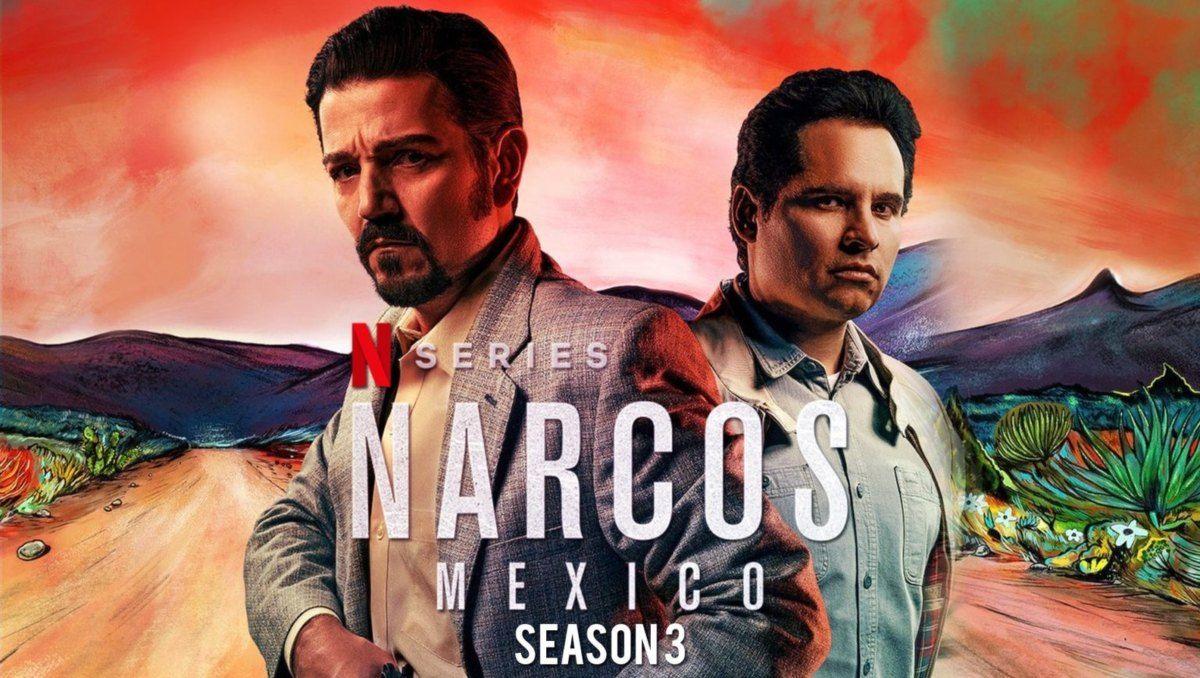 Narcos México tendrá su temporada final en noviembre.