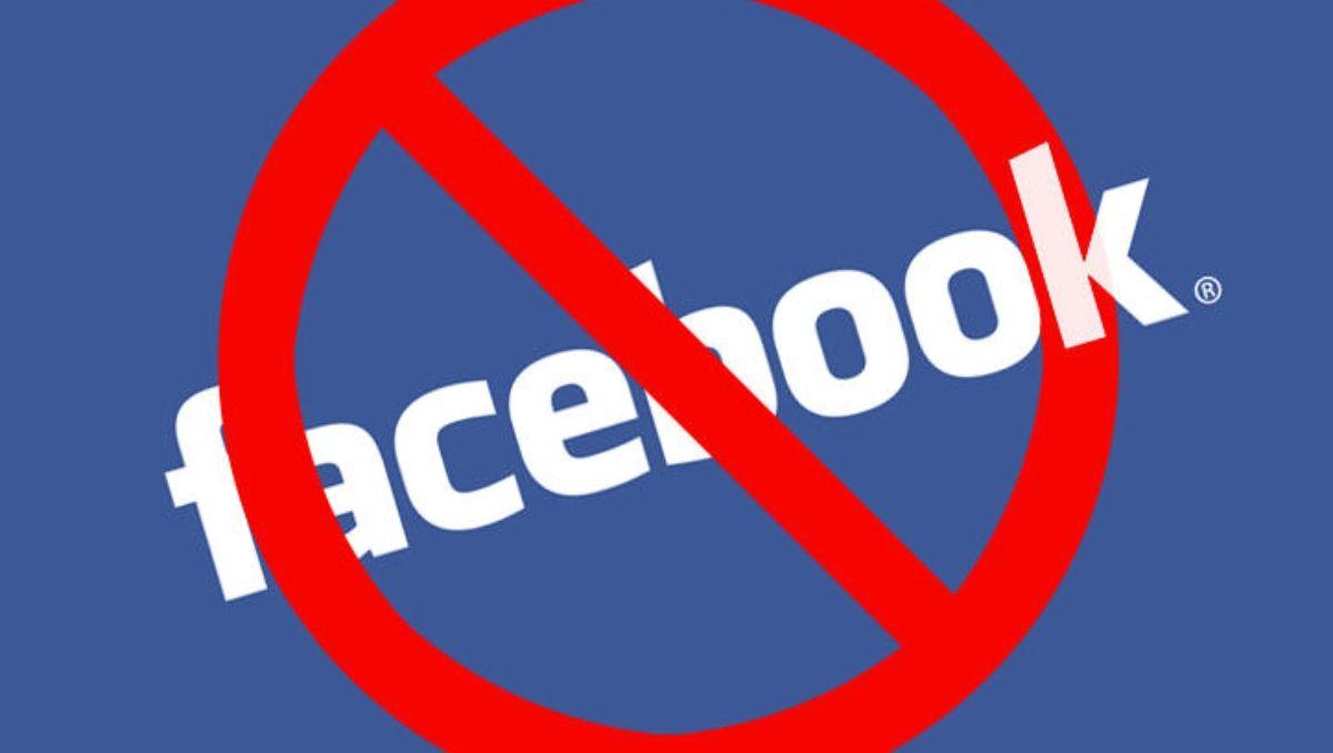 Facebook tiene una lista de organizaciones que no son aceptadas en la plataforma