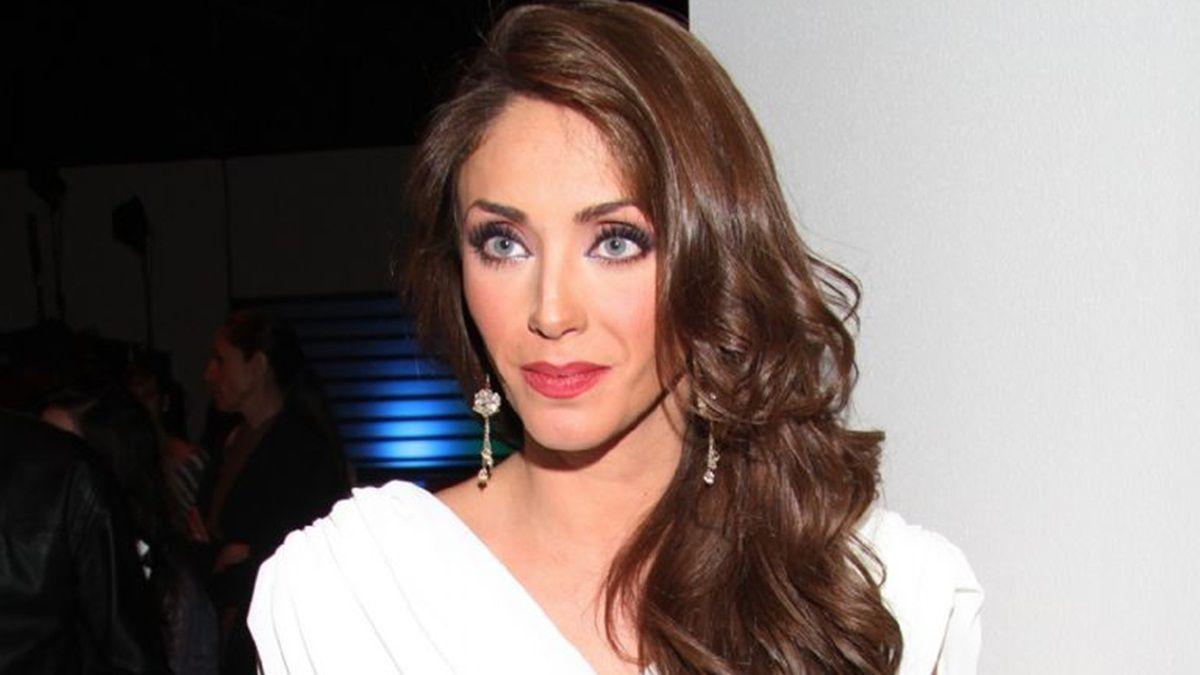 Anahí Puente confiesa que Televisa afectó su salud mental