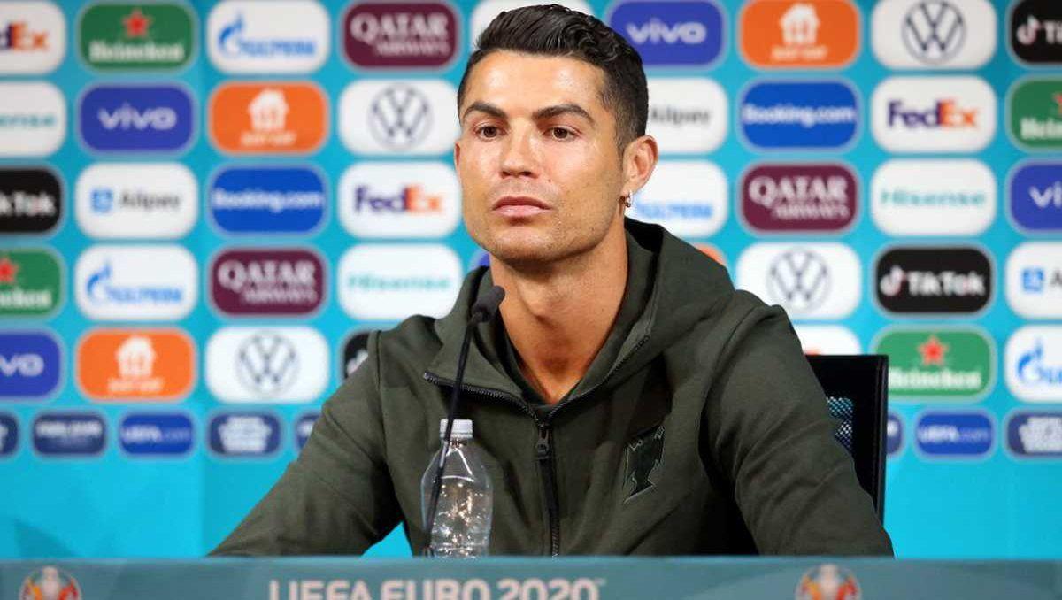 Coca Cola aún no se recupera del golpe bursátil tras el desplante de Cristiano Ronaldo.
