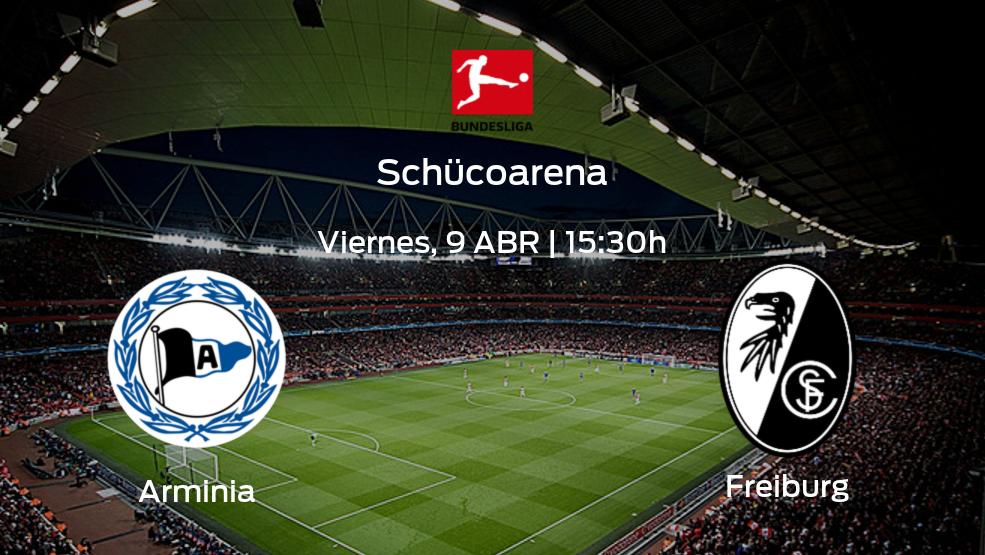 Arminia vs Freiburg ¿Cuándo se ve el partido? | Horario, alineaciones y detalles de su encuentro en la Bundesliga